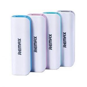 پاوربانک Remax mini white 2600mAh