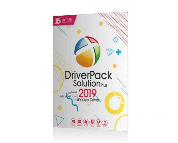 DriverPack soloution+snappy driver 2019.4 jb 2dvd9