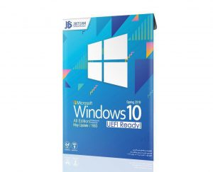 Windows 10 All Edition UEFI Ready2019 DVD9 JB