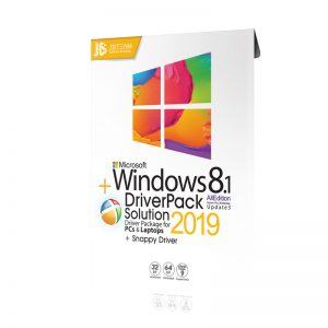 windows 8.1 + Driver Pack 2019 dvd9 jb