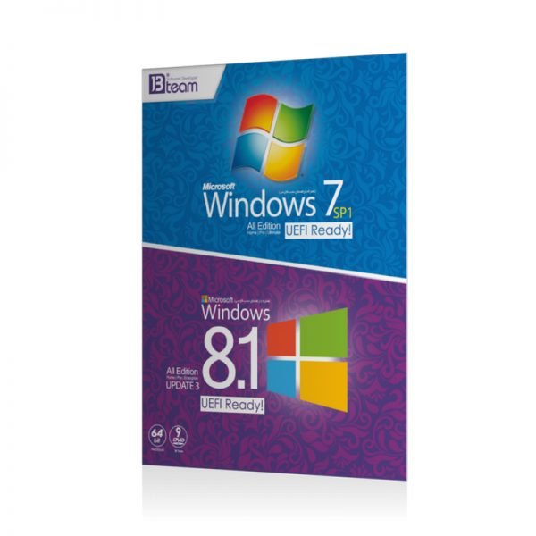 Windows 8.1 + 7 - uefi JB