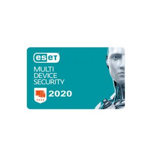 ESET MULTI DEVICE SECURITY دو کاربره